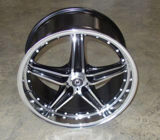 19 Konig Sideways Wheels Ford Mustang 350Z 370Z Infiniti G35 Coupe