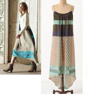 Konrad Joseph Anthropologie Coya Slip Dress Medium M New