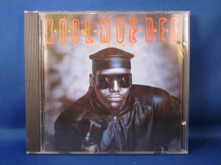 Kool Moe Dee Knowledge Is King CD