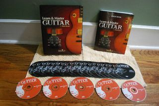 Master Guitar 2008 EXPANDED EDITION Steve Krenz FREE SHIP w