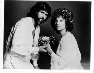 Barbra Streisand Kris Kristofferson A Star Is Born Orig