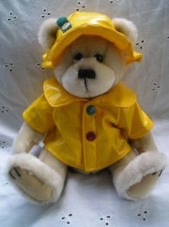 The Brass Button Bear Harper 13 Plush