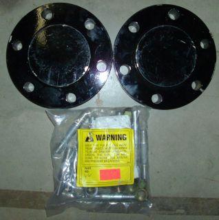 KUBOTA TRACTOR WHEEL SPACER KIT NO. B8785 FOR MODELS B7800,B2710,B2910