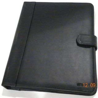 New Korchmar Leather iPad Tablet Carrying Case $195