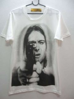 Kurt Cobain Nirvana Grunge Rock Alternative T Shirt L