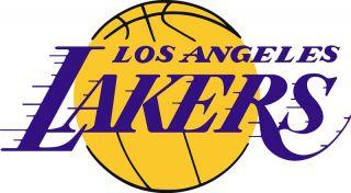 Los Angeles La Lakers Logo Window Wall Sticker Vinyl Car Decal Any