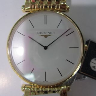 Brand New Longines La Grande Classique Men Watch L47662118
