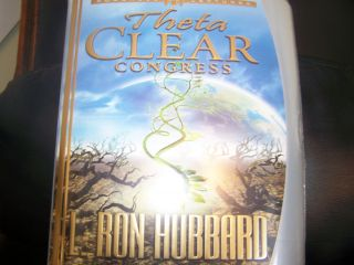 THETA CLEAR CONGRESS L Ron Hubbard Scientology Washington DC July 1959