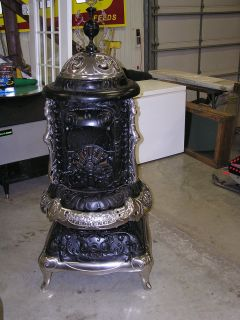 Parlor Stove Pot Belly Stove Lowered Price Last Time