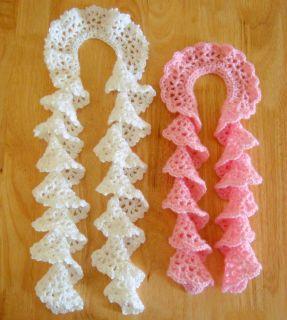 Bulky Yarn Scarf Crochet Pattern on PopScreen