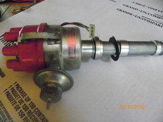 Mallory Distributor 4748201 Small Block Chevy Camaro 350 4748201H D 70