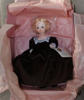 13 in Jane Findlay Lady Vinyl Madame Alexander Doll