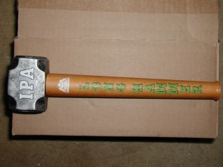 Brand New RED HOOK IPA Beer Tap Handle Very Cool Long Hammer I P A WOW