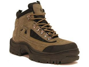 Mens Itasca  Waterproof Hiking Boots Many Sizes Grey
