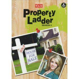 Property Ladder Complete Season 3 TLC DVD Brand New