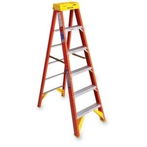 Werner Fiberglass Step Ladder 6203 3 Foot New