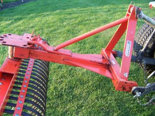 Landscape Rake York Rake Stone Rake 3 Point Hitch Cat 1