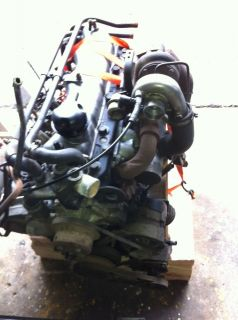 Land Rover Defender 2 5 TD Engine Turbo Diesel 4CYL Complete