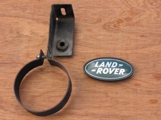 Land Rover Discovery Radiator Power Steering Reservoir Mounting