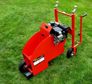Concrete Curb Form Machine for Landscaping Lawn Edge Border Curbing