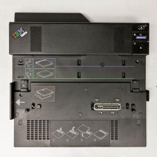 IBM ThinkPad Laptop Docking Station No Keys 26R8343 Tested Grade A