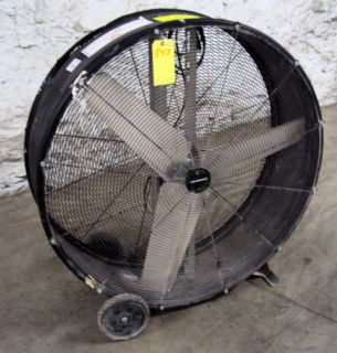 Lakewood 42 with Wheels Portable Shop Fan