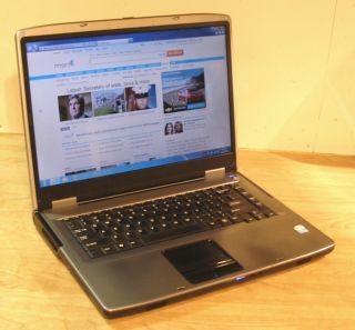 Gateway MA8 Laptop Dual Core CPU 2GB Ram DVDRW Burner WiFi Windows 7