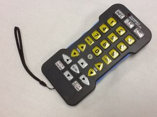 Large Button TV Cable Universal Remote Control CONTEC Checkmate 2