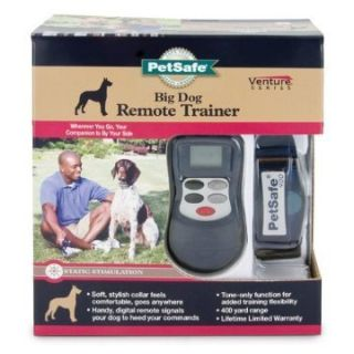 NEW PetSafe Remote Trainer Big Dog Pet Training Shock Collar Stop