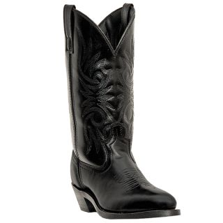 Laredo Paris Mens Black Western Boots 4240