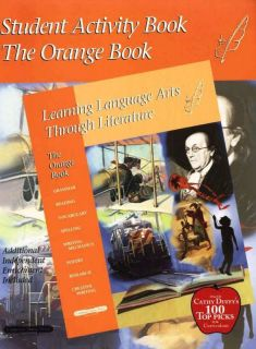 Learning Language Arts Through Lit Orange Student Book