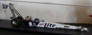 Larry Dixon Miller Lite 2000 Dragster 1 24 Mac Tools