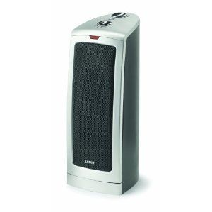 Lasko 1500W Electric Ceramic Room w Oscillating Heater