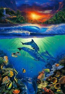 Christian Lassen Mystical Journey Sea Life Tropical Fish Boxless