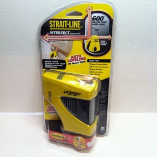 Straight Line Intersect Laser Level