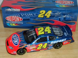 Jeff Gordon 24 Dupont 2003 Monte Carlo RCCA CW Bank Back Bumper Has