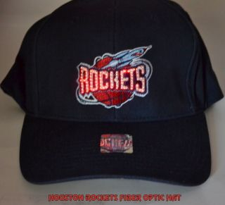 NBA HOUSTON ROCKETS HAT,CAP,NEW,FIBER OPTIC,ADJUSTABLE, BLINKING