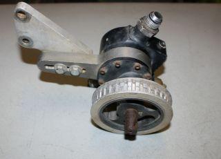 BLP Belt Drive Fuel Pump Dirt Late Model IMCA Race Car