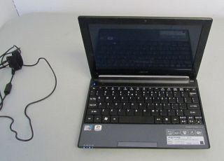 Acer Aspire One D255 Laptop/Notebook Black *AS IS FOR PARTS OR REPAIR