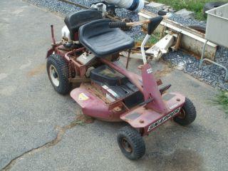 snapper riding lawn mower repair manual