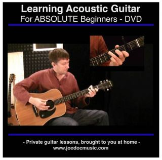 Learn to Play Guitar on DVD Best Beginners Lessons 3 HR Beginner Video