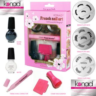 Konad Nail Art Special French Kit F Build Your Own Kit