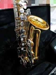 Vito Alto Sax Saxophone Made by Yamaha in Japan 7131RK with LeBlanc
