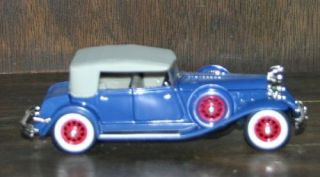 1932 Chrysler LeBaron Diecast Model Car 1 32 Scale