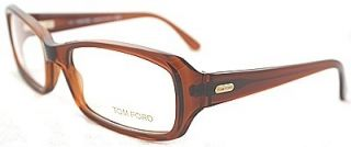 HUGE SALE Tom Ford Eyeglasses FT5072/V Crystal Brown So Hot Just In