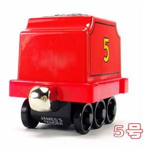 Train Toys Learning Curve Thomas Friend Metal Train Engine Carriage 5