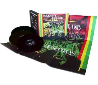 2012 Lee Scratch Perry Blackboard Jungle Dub 3 LP Black Vinyl Box