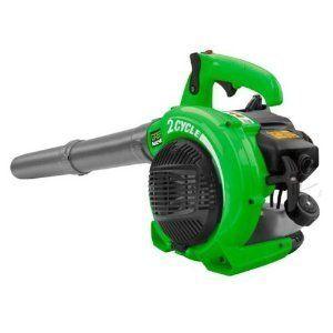 Green Machine Leaf Blower Vac 150 MPH 400 CFM Mulching Ratio 12 1 Only