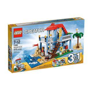 Lego Creator 3 in 1 Seaside House 7346 Brand New SEALED Box