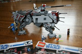 Lego Star Wars The Clone Wars at TE Walker 7675 in Excellent Condition